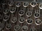 Hist�ria da m�quina de escrever