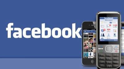 Facebook para celulares chega a 100 milhões de usuários