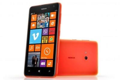 Lumia 625: o barato com 4G e tela de 4,7 polegadas