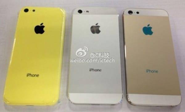 Suposto protótipo do iPhone 5S
