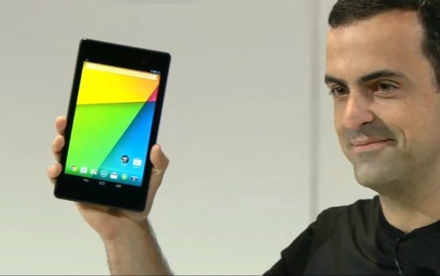 Android 4.3 e Nexus 7 são apresentados