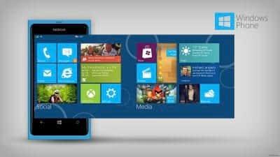 Windows Phone ganha espaço e luta com Blackberry pelo terceiro lugar
