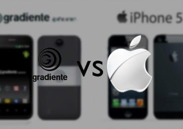 Gradiente não aceita vender marca iPhone e anuncia aparelho para outubro