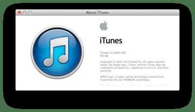 Apple libera iTunes 11.1 para desenvolvedores