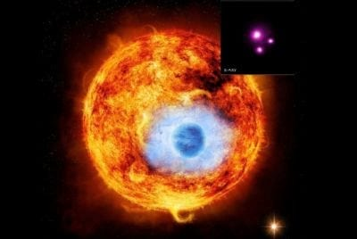 Nasa observa eclipse fora do Sistema Solar pela primeira vez