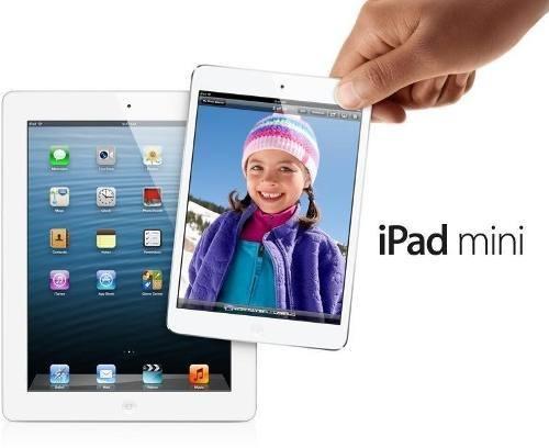 Novo iPad mini chega este ano e com tela de alta definição, afirma jornal