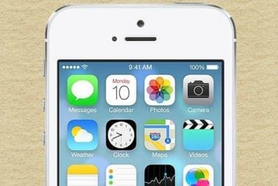 Apple admite e corrige falha do iOS 7