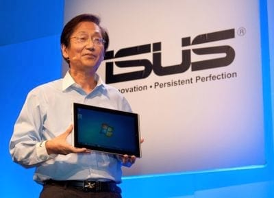 ASUS confirma que está abandonando o Windows RT
