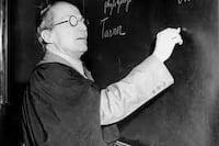 Vencedor do Prêmio Nobel de Física é homenageado pelo Google
