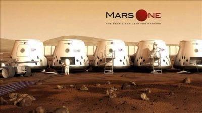 Colonização em Marte tem mais de 100 mil inscritos