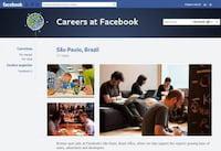 Escritório do Facebook em SP seleciona candidatos para emprego