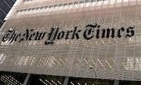 New York Times publica notícias pelo Facebook enquanto site fica fora do ar