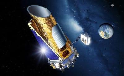 NASA desiste da sonda/telesc�pio Kepler