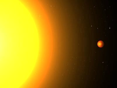 Telesc�pio Kepler descobre planeta localizado a 700 anos-luz da Terra