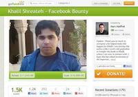 Internautas recompensam Hacker que invadiu Facebook para relatar falha