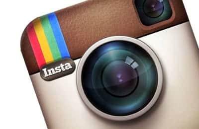 Insta ou gram, s� no Instagram