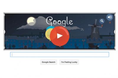 Claude Debussy � homenageado pelo Google em seu 151� anivers�rio