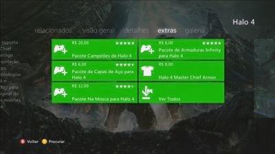 Microsoft insere Reais na Xbox Live