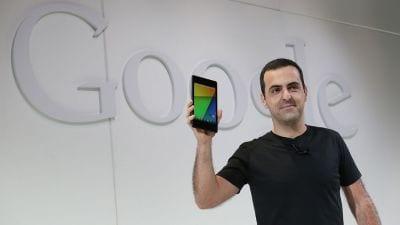 Hugo Barra deixa o Google