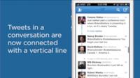 Twitter recebe nova timeline