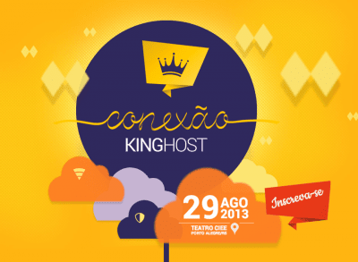 Conex�o Kinghost em Porto Alegre