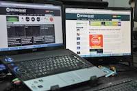 Configurando um monitor extra no notebook