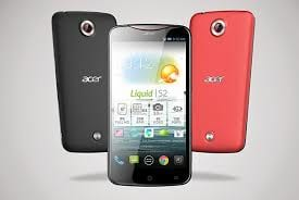 Acer revela smartphone com câmera de vídeo 4K