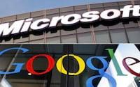 Microsoft e Google processam governo norte-americano