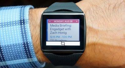 Qualcomm também lança smartwatch