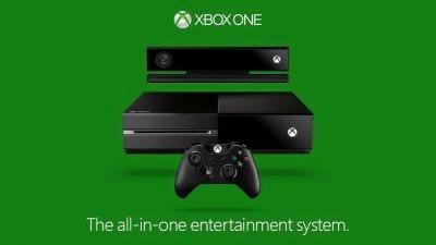 Xbox One chega em 22 de novembro por R$ 2.200