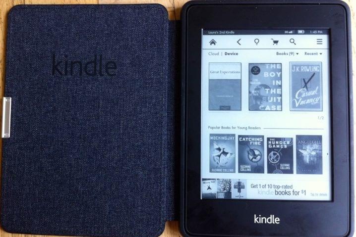 Kindle Paperwhite chega aperfeiçoado e com recursos infantis