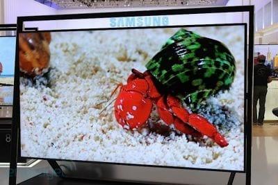 Você pode ter uma TV 4K de 85