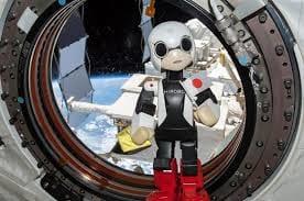 Robô japonês enviou a primeira mensagem para a Terra