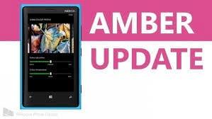 Nokia anuncia atualização Amber para smartphones