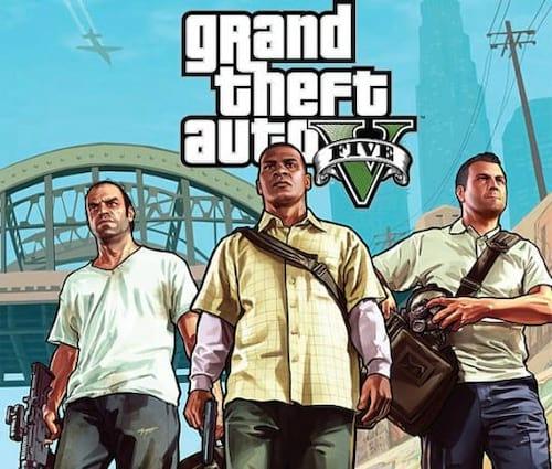 GTA V é o mais caro da história dos games