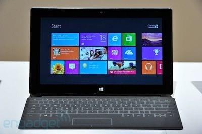 Microsoft irá anunciar tablet Surface 2 em setembro