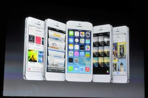 iOS7 disponível para download no dia 18 de setembro