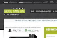 Brasil Game Day oferece descontos especiais em jogos