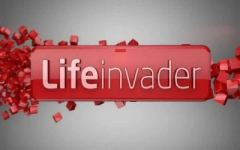 A rede social do GTA V: Lifeinvader.com