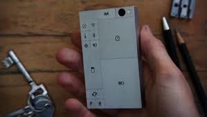 Smartphone montável pode ser o futuro. Será?