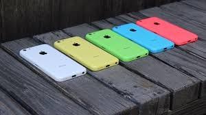 iPhones 5C e 5S no Brasil em dezembro