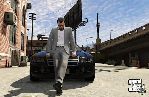 Gameplay de GTA V vaza no YouTube antes de sua chega às lojas