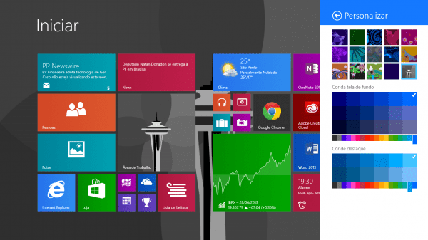 Microsoft Windows 8.1 Pro vai custar US$ 199,99