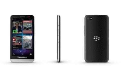 Blackberry Z30 é apresentado pela empresa [Vídeo]