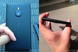 Novas imagens do Lumia 1520 vazam na internet