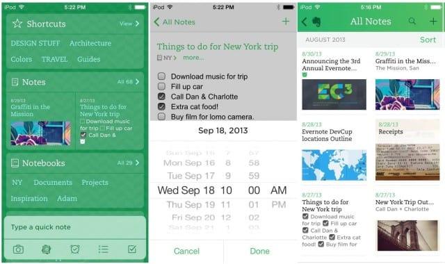 10 Apps com suporte para iOS7 que você precisa ter