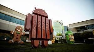 Imagens revelam layout novo para o Android 4.4 Kit Kat