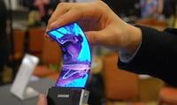 Samsung prepara o lançamento de seu primeiro aparelho com tela flexível