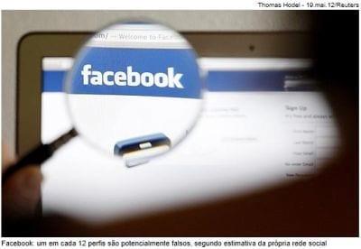 Facebook lidera uso das redes sociais no Brasil