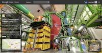 Visite a Cern, na Suíça, com o Google Street View